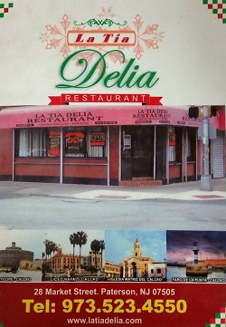 La Tia Delia restaurant located in PATERSON, NJ