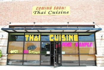 Prik Nam Pla restaurant located in SAN MARCOS, TX