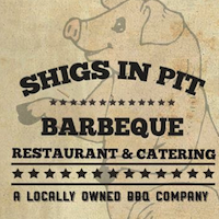 Shigs In Pit BBQ & Brew restaurant located in FORT WAYNE, IN