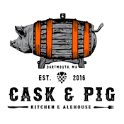 Cask & Pig Kitchen & Alehouse restaurant located in DARTMOUTH, MA