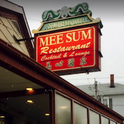 Mee Sum Restaurant Cocktail & Lounge restaurant located in FALL RIVER, MA