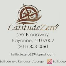 Latitude Zero restaurant located in BAYONNE, NJ