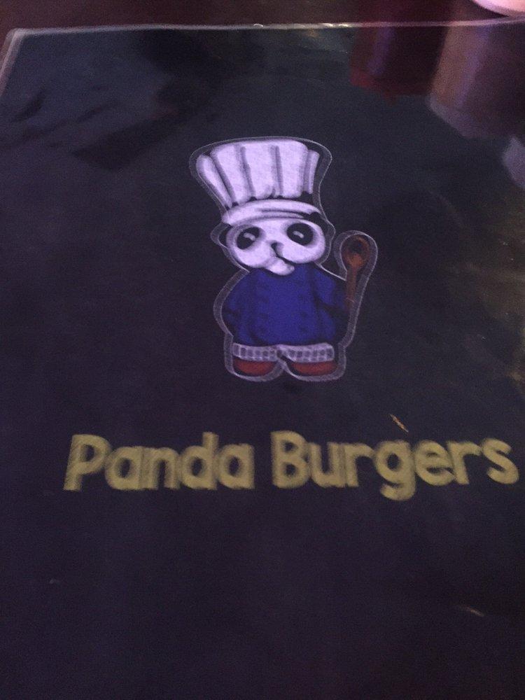 Panda Burgers restaurant located in EL PASO, TX