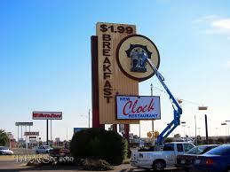 New Clock Restaurant restaurant located in EL PASO, TX