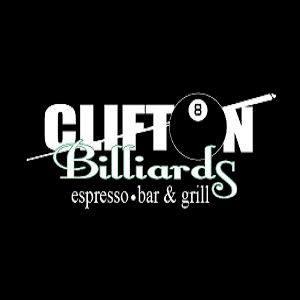 Clifton Billiards restaurant located in CLIFTON, NJ