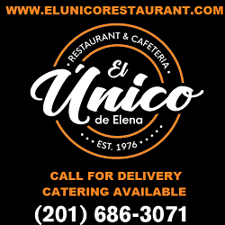 El Unico de Elena restaurant located in UNION CITY, NJ