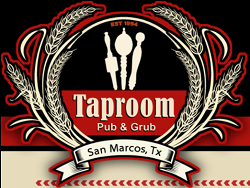 Tap Room restaurant located in SAN MARCOS, TX