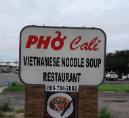 Pho Cali restaurant located in LUBBOCK, TX