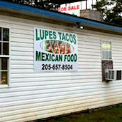 Lupes Tacos restaurant located in NORTHPORT, AL