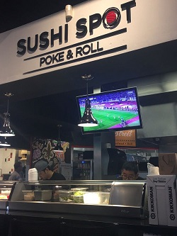 SUSHI SPOT restaurant located in PLANO, TX