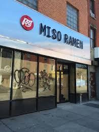 Miso Ramen restaurant located in JERSEY CITY, NJ