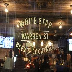 White Star Warren St restaurant located in JERSEY CITY, NJ