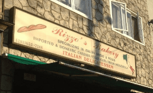 Rizzo Bakery & Pizzeria restaurant located in JERSEY CITY, NJ