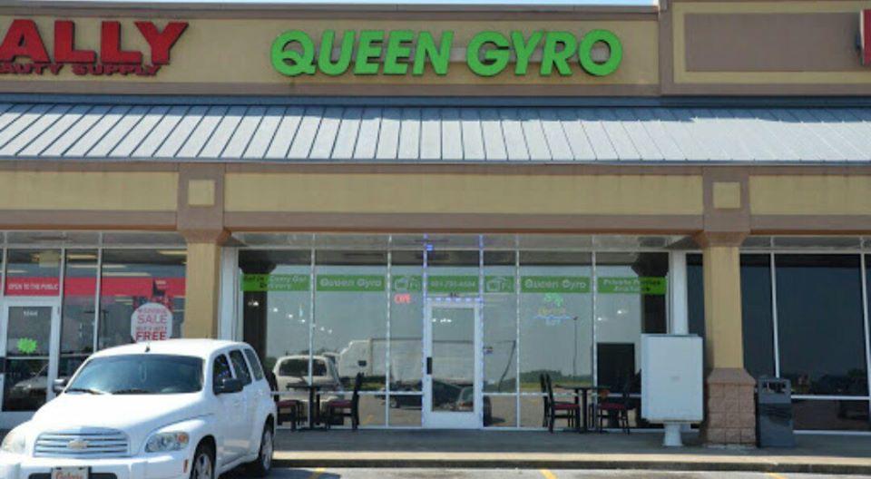 Queen Gyro restaurant located in SHELBYVILLE, TN