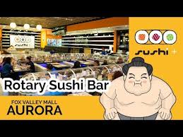 Sushi + Rotary Sushi Bar - Aurora restaurant located in AURORA, IL