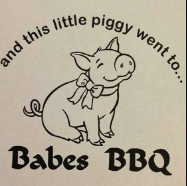 Babes BBQ restaurant located in GEORGETOWN, KY