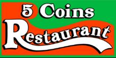 5 Coins Restaurant restaurant located in ROCKFORD, IL