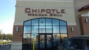 Chipotle Mexican Grill restaurant located in ROCKFORD, IL