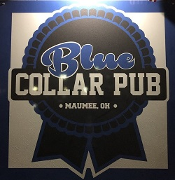 Blue Collar Pub restaurant located in MAUMEE, OH