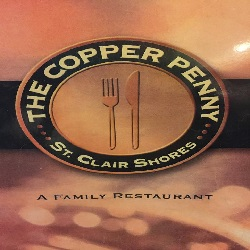The Copper Penny restaurant located in ST CLAIR SHORES, MI