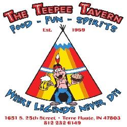 Teepee Tavern restaurant located in TERRE HAUTE, IN