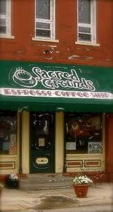 Sacred Grounds restaurant located in LAFAYETTE, IN
