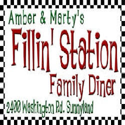 Amber and Marty's Fillin' Station Family Diner