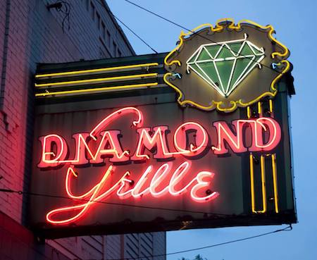 Diamond Grille restaurant located in AKRON, OH
